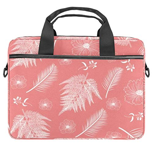 Laptop Tote Bag Computer Rucksack Compatible with Chromebook, MacBook Pro Watermelon Red