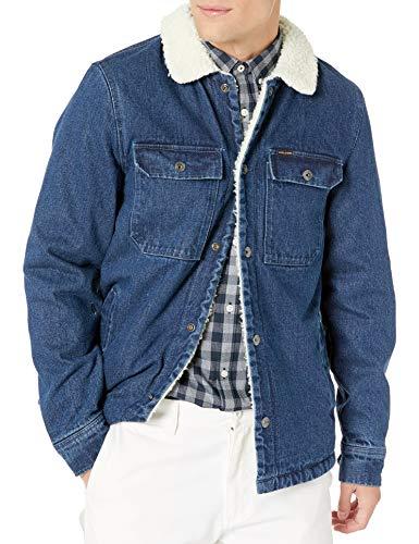 Denim Jackets Street Style Men's