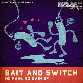 No Pain No Gain EP
