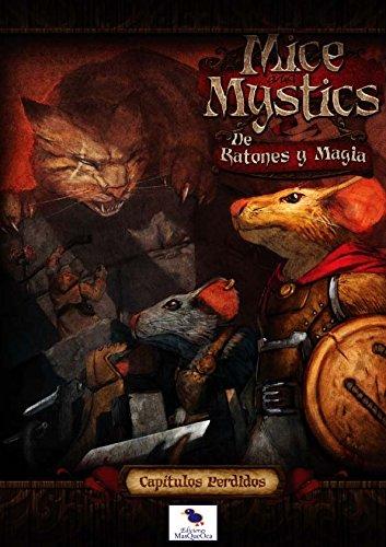 MICE & MYSTICS - DE RATONES Y MAGIA (CAPÍTULOS PERDIDOS)