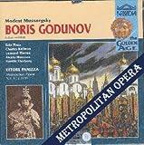 Mussorgsky;Boris Godunov