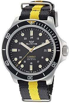 Glycine Men's Combat Sub 46 Automatic Satin Watch