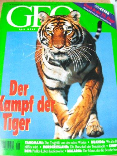 Art. Das Kunstmagazin. Nr.8 August 1994. Oldenburgs Krawatte für Frankfurt: Kunst im Stadtraum.