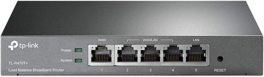 Tp Link Tl R470t V6 0 Load Balance Broadband Router Computers Accessories