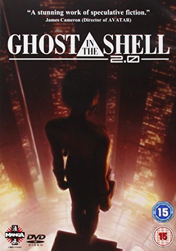 Ghost in The Shell 2.0 Redux [Edizione: Regno Unito] [Import]