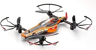 Kyosho RC Racing Drone Toy, Orange