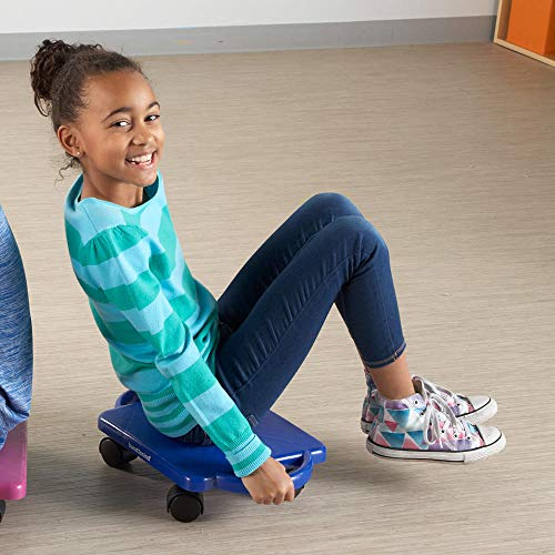 A Scooter Board is a great indoor toy for active kids
