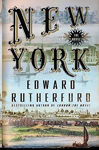New York: The Novel (English Edition)
