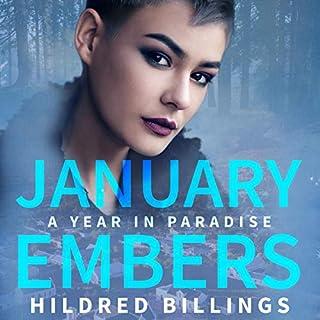 January Embers cover art