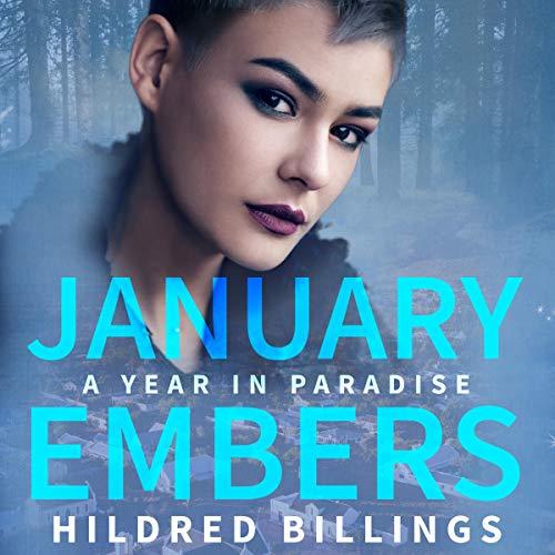 January Embers audiobook cover art