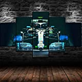 hgjfg Bilder Mercedes W10 F1 Formel 1 Auto Wandbild