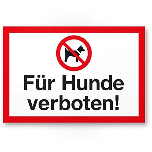 Voor honden verboden, honden plastic bord - buiten blijven/instructieplaat/deurplaat/verbodsbord - hondenverbod Geen hondenweide - restaurants, winkels, kantoren,
