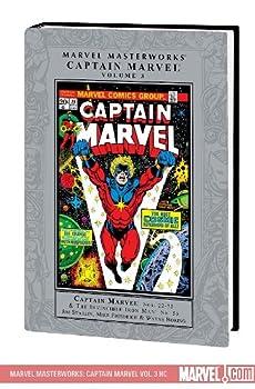 Marvel Masterworks Captain Marvel Volume 3 (Marvel Masterworks Captain Marvel, Volume 3) - Book #95 of the Marvel Masterworks