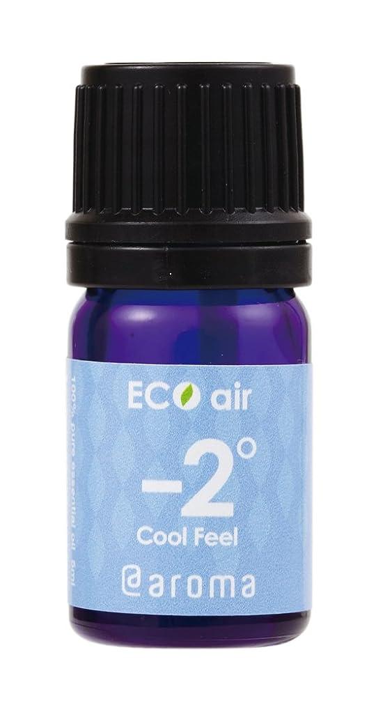 赤パズル海軍Eco air Cool Feel Aroma 5ml