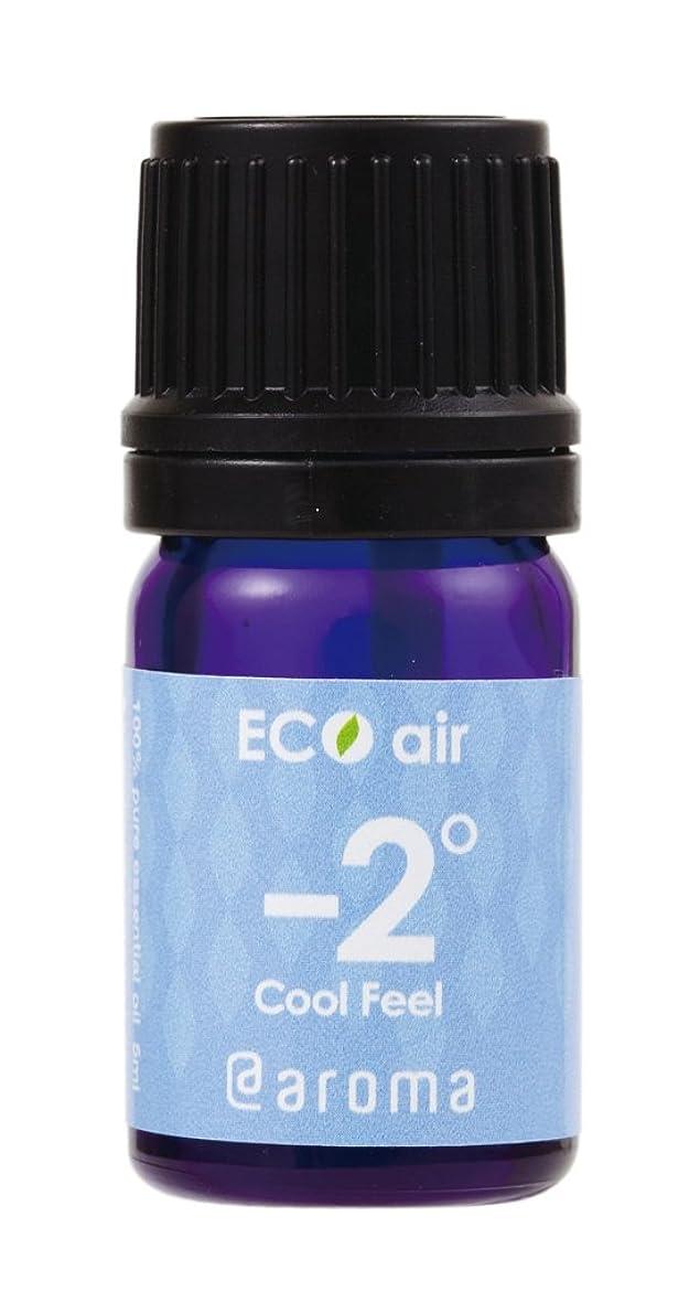 輸血考える意味Eco air Cool Feel Aroma 5ml