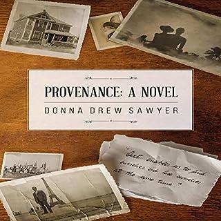 Provenance: A Novel cover art