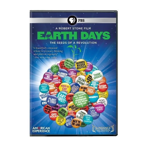 PBS American Experience Earth Days DVD