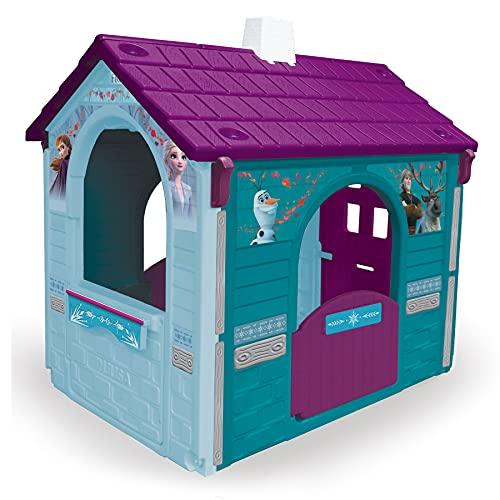 INJUSA - Casa de Juguete Frozen Color Azul Recomendada a