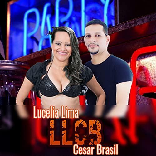 Lucelia Lima e Cesar Brasil