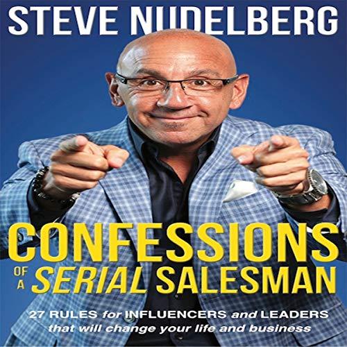Confessions of a Serial Salesman Titelbild