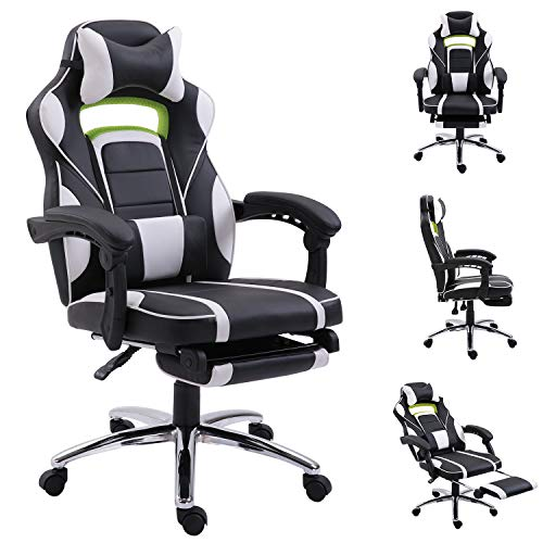 KOVALENTHOR High-Back Big and Tall Ergonomic Gaming Chair with Lumbar...
