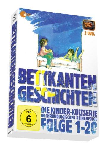 Bettkantengeschichten - Folge 1-20 in chronologischer Reihenfolge auf 3 DVDs!!