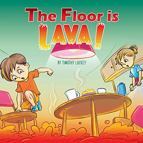 The Floor Is Lava! by Luckey, Timothy ebook deal