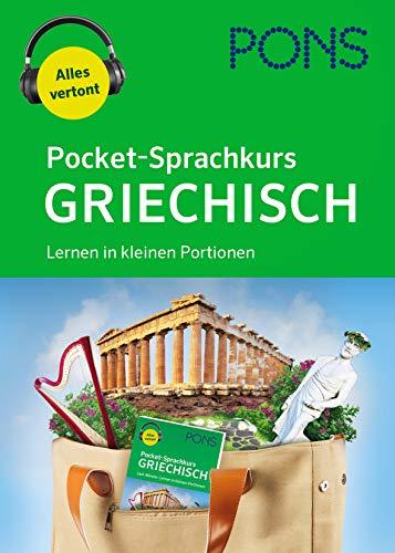 PONS Pocket-Sprachkurs Griechisch: Lernen in kleinen Portionen: Lernen in kleinen Portionen – alles vertont.