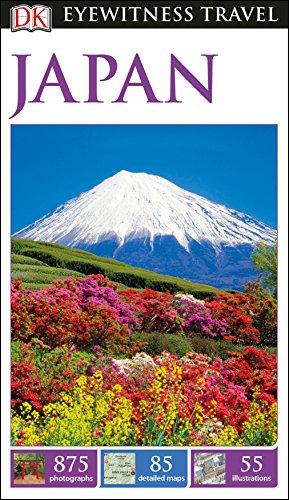 『DK Eyewitness Travel Guide Japan』のトップ画像