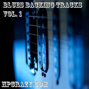 Blues Backing Tracks, Vol. 1