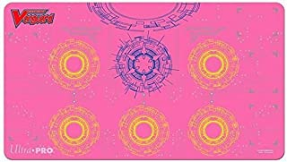 Ultra Pro Card Supplies Cardfight Vanguard Play Mat [Pink]