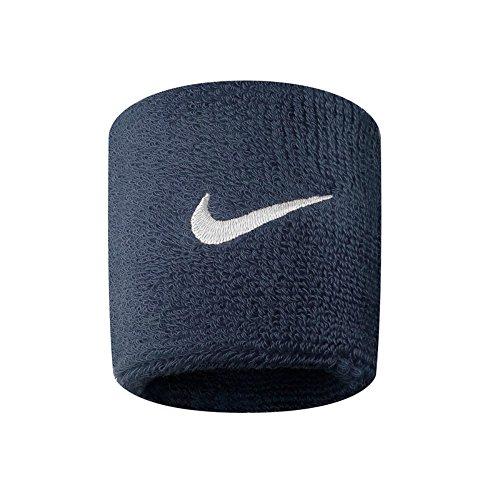 Nike Schweißbänder 1 Paar Tennis Squash Badminton - Nicht angegeben, Marineblau