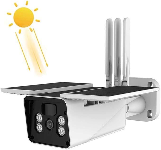 Wireless Oklahoma City Mall Outdoor Security latest Camera WiFi 1080P Solar Powered Home