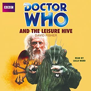 Doctor Who and the Leisure Hive cover art