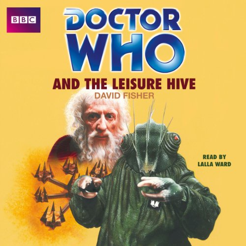 Couverture de Doctor Who and the Leisure Hive