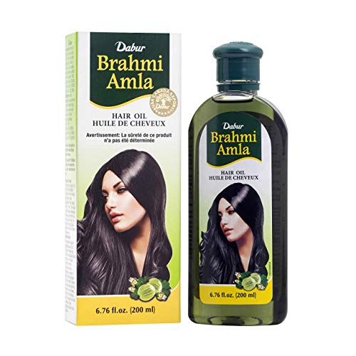 Dabur Brahmi Amla Hair Oil (200 ml …