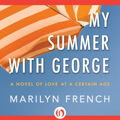 My Summer with George audiobook cover art