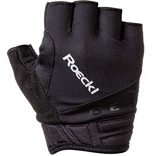 Roeckl Itamos Fahrrad Handschuhe kurz schwarz 2020: Größe: 8