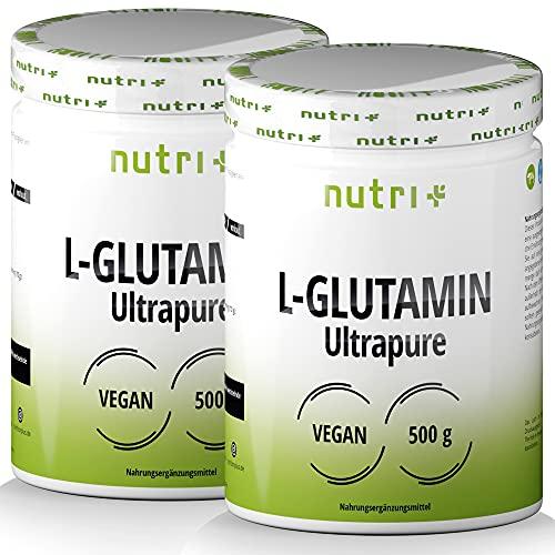 Nutrition-Plus Germany -  L-GLUTAMINE 1kg