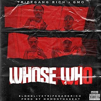 Whose Who