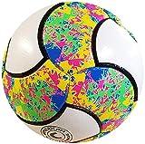 American Challenge Carnaval 18 Panel Soccer Ball (Confetti, 4)