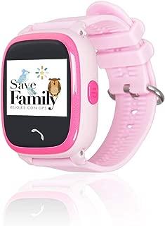 Reloj con GPS para niños SaveFamily Modelo Completo,