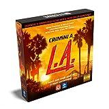 Asmodee- Detective sulla Scena espansione Crimini a L.A. Gioco da Tavolo Pendragon, Colore, 0552