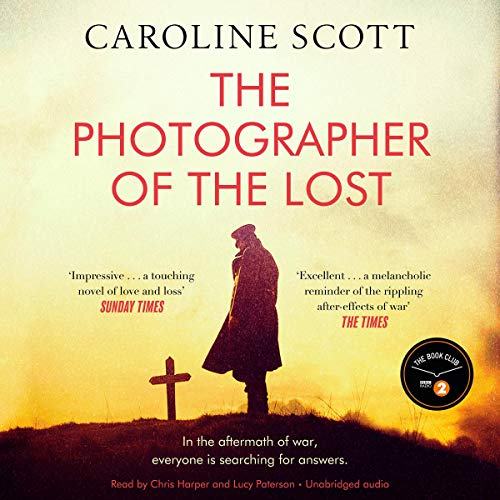 The Photographer of the Lost cover art