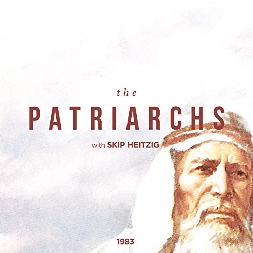 The Patriarchs audiobook cover art
