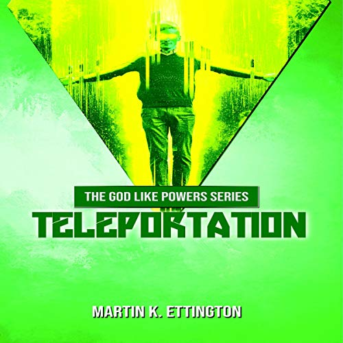 Teleportation audiobook cover art