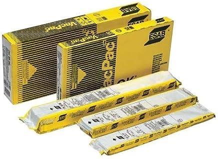 rutilen electrodos para acero SCH blancas – esab Artículo OK 45.40 – Tamaño 2,5
