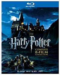 harry potter box set dvd