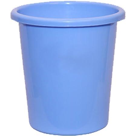 Kuber Industries Plastic Portable Waste Bin (DUSTIN03)