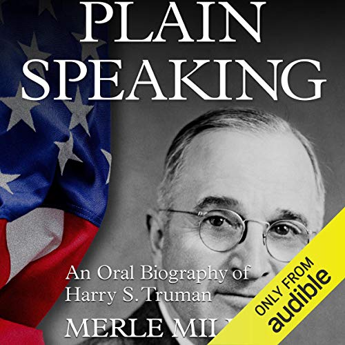 Plain Speaking audiobook cover art